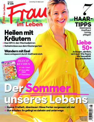 Frau im Leben (08/2021)