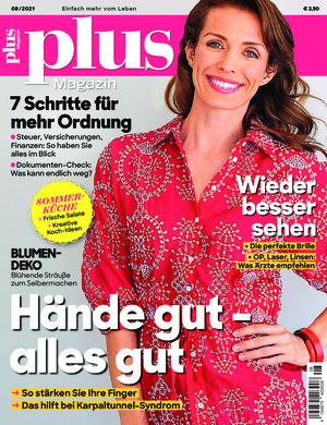 plus Magazin (08/2021)