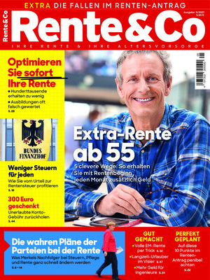 Rente und Co. (05/2021)