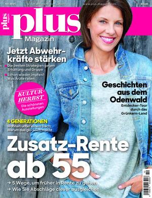 plus Magazin (10/2021)