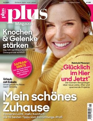 plus Magazin (11/2021)