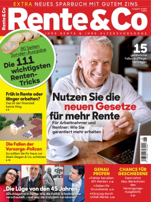 Rente und Co. (06/2021)