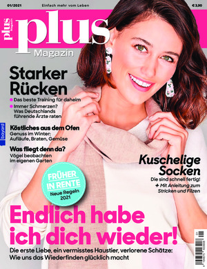 plus Magazin (01/2021)