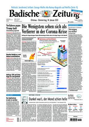 Badische Zeitung - Ortenau (14.01.2021)