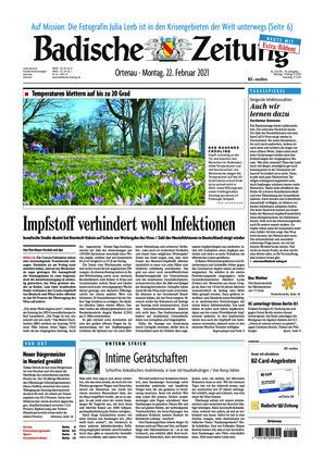 Badische Zeitung - Ortenau (22.02.2021)