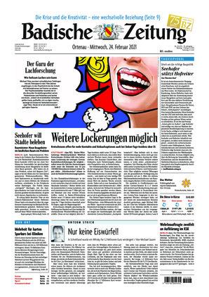 Badische Zeitung - Ortenau (24.02.2021)
