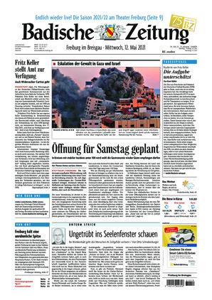 Badische Zeitung - Freiburg im Breisgau (12.05.2021)