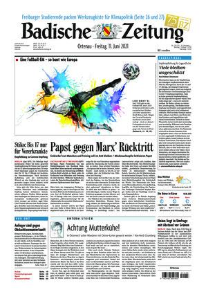 Badische Zeitung - Ortenau (11.06.2021)