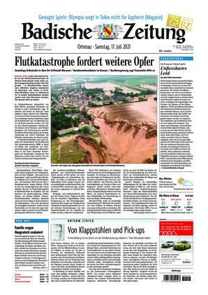 Badische Zeitung - Ortenau (17.07.2021)