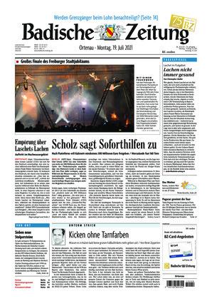 Badische Zeitung - Ortenau (19.07.2021)