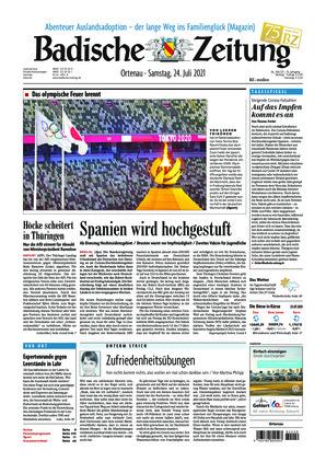 Badische Zeitung - Ortenau (24.07.2021)
