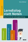 Vergrößerte Darstellung Cover: Lerndialog statt Noten. Externe Website (neues Fenster)