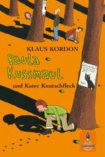 Paula Kussmaul und Kater Knutschfleck