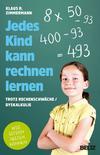 Vergrößerte Darstellung Cover: Jedes Kind kann rechnen lernen. Externe Website (neues Fenster)