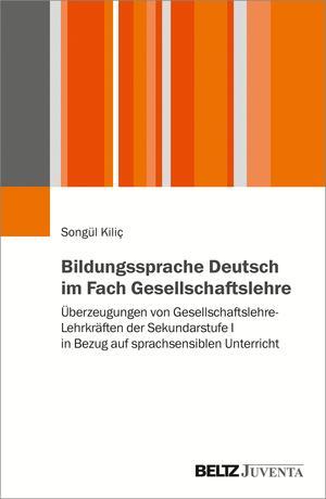 Bildungssprache Deutsch im Fach Gesellschaftslehre