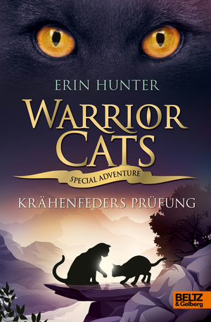 Warrior Cats - Special Adventure. Krähenfeders Prüfung