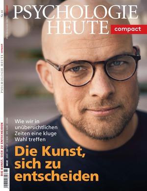 Psychologie Heute compact (61/2020)