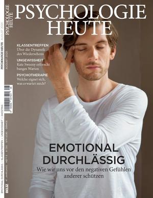 Psychologie Heute (08/2020)