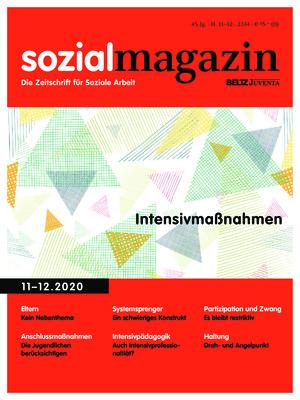 Sozialmagazin (11-12/2020)