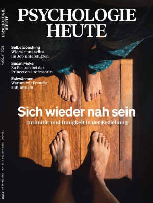 Psychologie Heute (08/2021)
