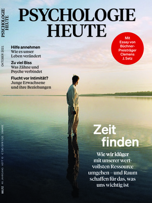 Psychologie Heute (10/2021)