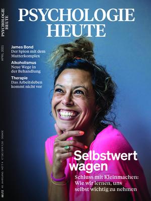 Psychologie Heute (04/2021)