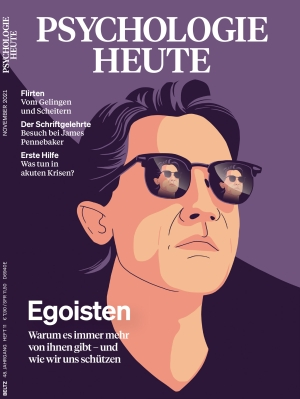 Psychologie Heute (11/2021)