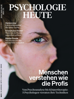 Psychologie Heute (06/2021)