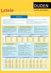 Wissen griffbereit - Latein: Formenlehre und Verben