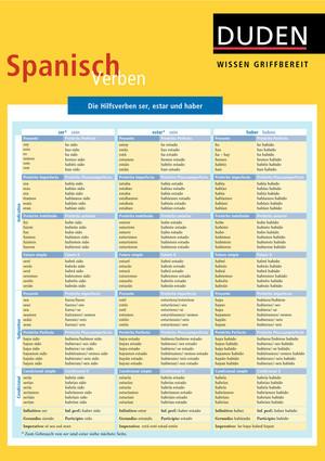 Wissen griffbereit - Spanisch: Verben