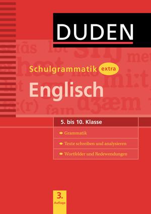 Schulgrammatik extra Englisch - 5. bis 10. Klasse