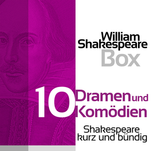 Die William Shakespeare Box