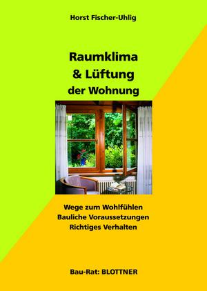 Raumklima & Lüftung der Wohnung