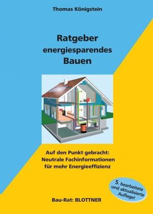 Ratgeber energiesparendes Bauen