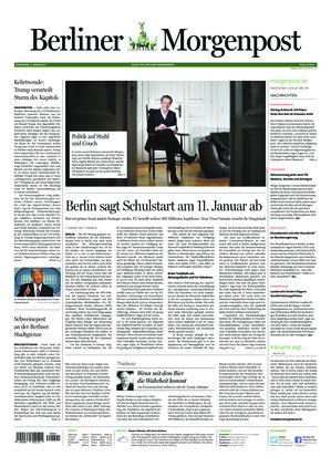 Berliner Morgenpost (09.01.2021)