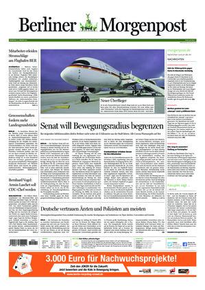 Berliner Morgenpost (12.01.2021)