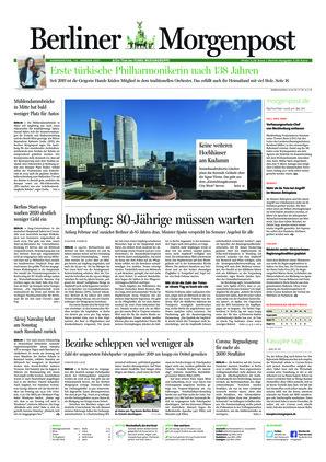 Berliner Morgenpost (14.01.2021)