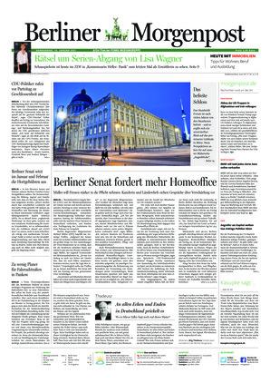 Berliner Morgenpost (16.01.2021)
