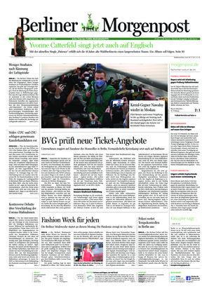 Berliner Morgenpost (18.01.2021)