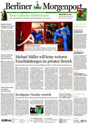 Berliner Morgenpost (19.01.2021)
