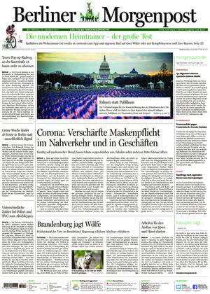 Berliner Morgenpost (20.01.2021)