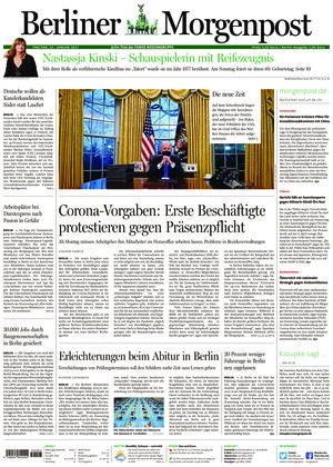 Berliner Morgenpost (22.01.2021)