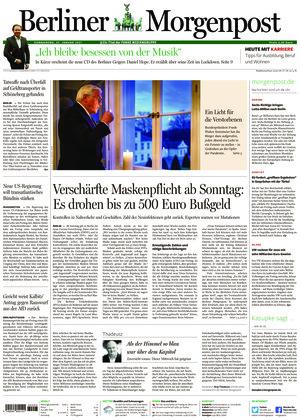 Berliner Morgenpost (23.01.2021)