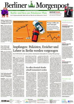 Berliner Morgenpost (23.02.2021)