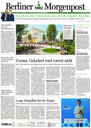 Berliner Morgenpost (24.02.2021)
