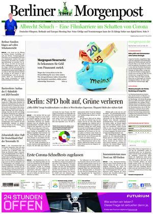 Berliner Morgenpost (25.02.2021)