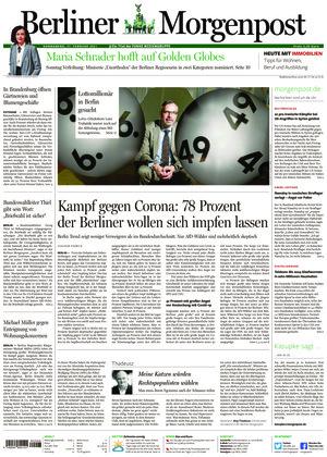 Berliner Morgenpost (27.02.2021)