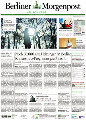 Berliner Morgenpost (28.02.2021)