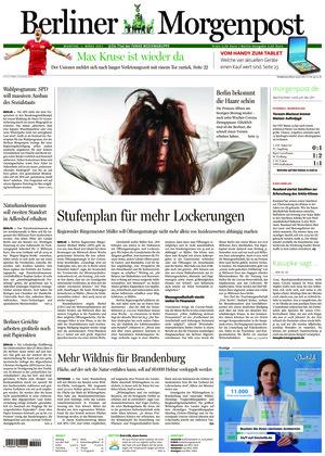 Berliner Morgenpost (01.03.2021)