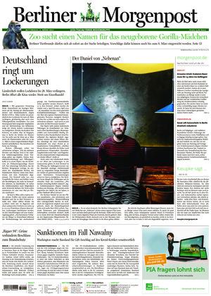 Berliner Morgenpost (03.03.2021)